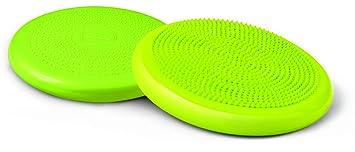 Amazon.com: Sanctband Cojín de equilibrio, Verde limón ...
