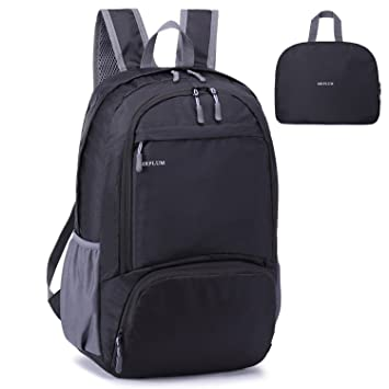 Amazon.com : MRPLUM 30L lightweight Folding backpack Waterproof ...