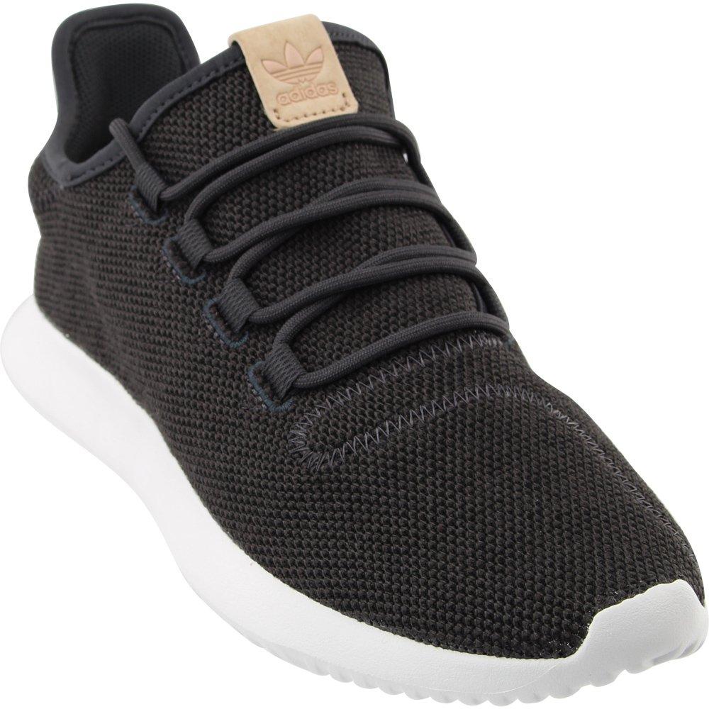 Adidas Tubular Shadow Womens Sneakers Black B074NWGS5S 8|Black White Shadow