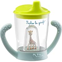 Sophie the giraffe Non spill baby cup