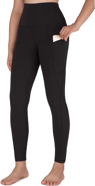 Mujer Free Leaper Mallas Deportivas Leggings Cintura Alta Push Up Vestir Con Bolsillos Para Mujer Pantalones Largos De Yoga Ropa Ak Oz Com