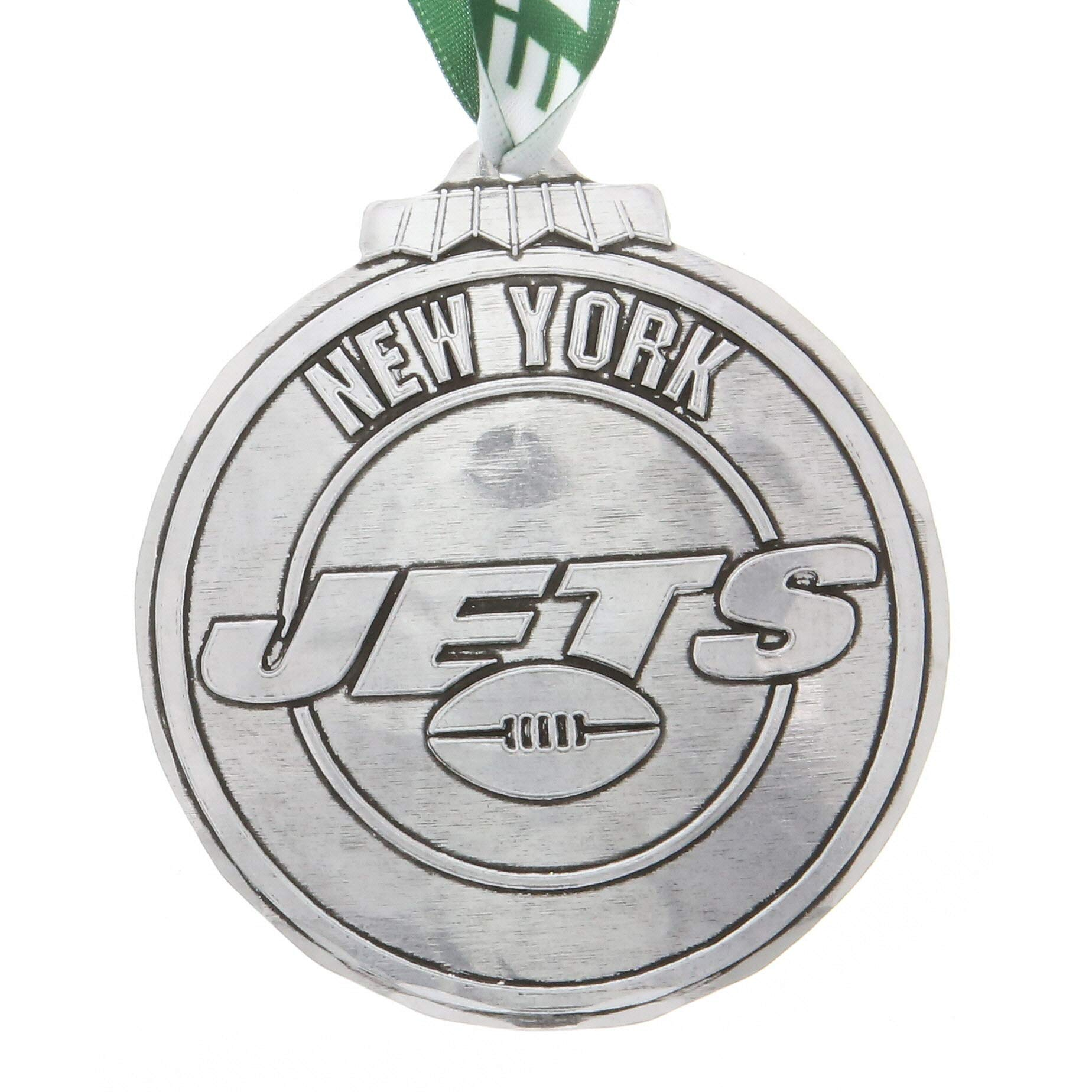 Aluminum Wendell August New England Patriots Small Round Ornament