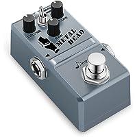 Donner Metal Head Guitar Effect Pedal Super Mini Metal Distortion Pedal