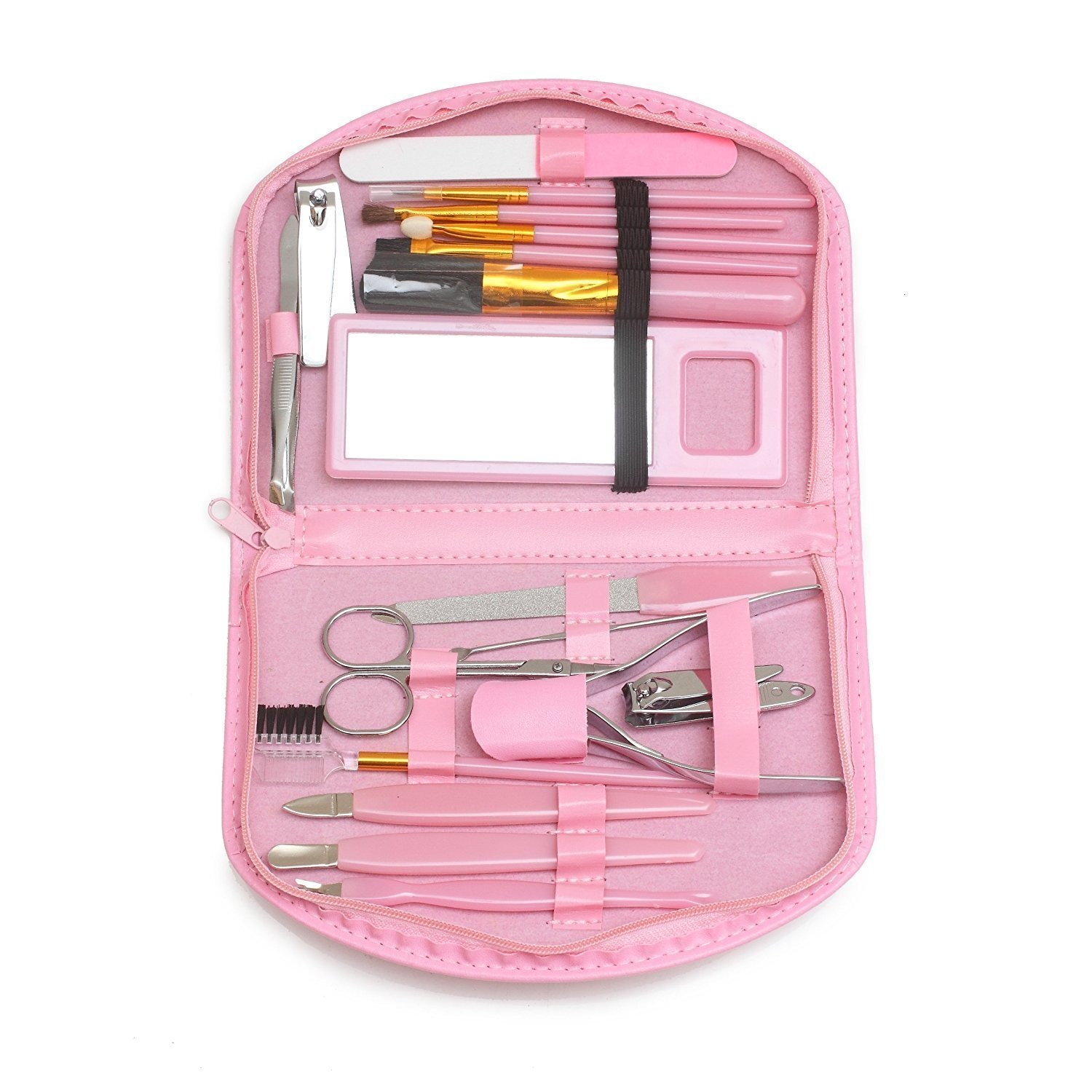 Manicure Pedicure Grooming Set Kit For Women
