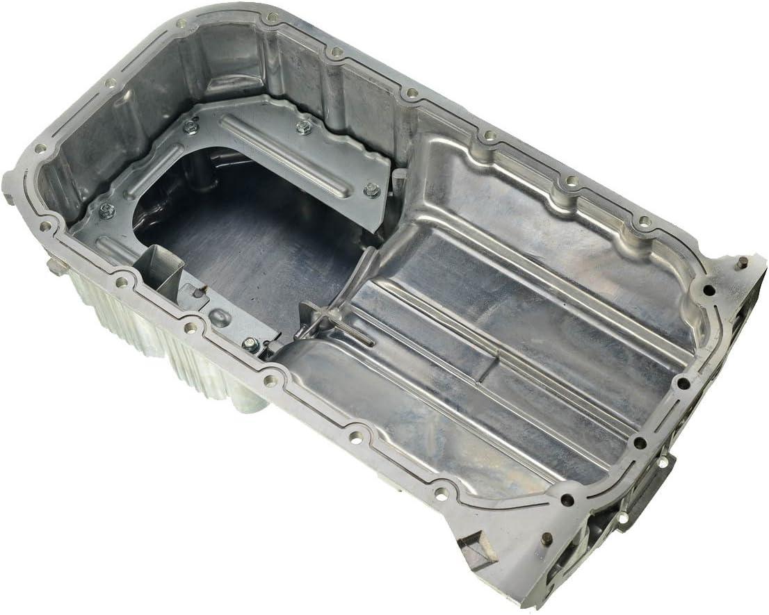 Engine Oil Pan for Kia Spectra 2004-2009 Soul Sportage Hyundai Elantra Tiburon Tucson
