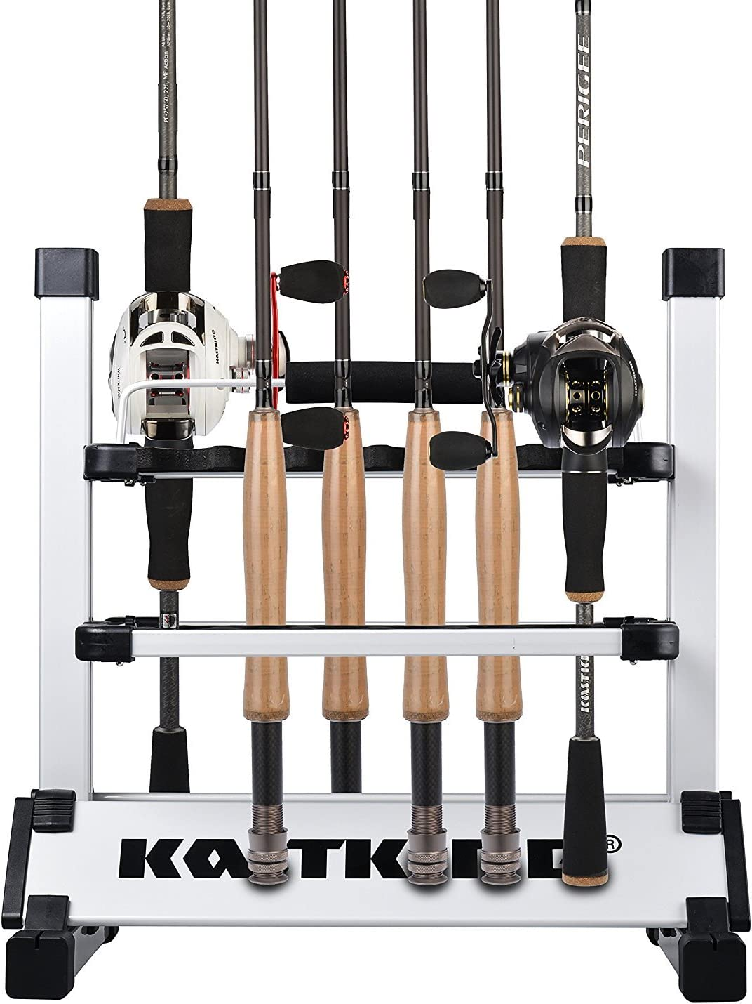 How to Protect Your Fishing Rod Cork Handles | Fishing Pole Care KastKing
