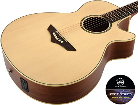VGS RT-S Root - Guitarra acústica: Amazon.es: Instrumentos musicales