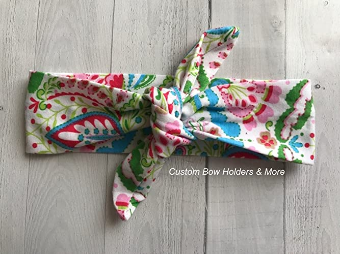 Amazon Com Baby Turban Headband Kumari Garden Tie Knot Head Wrap