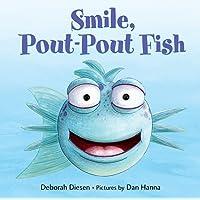 Smile, Pout-Pout Fish (A Pout-Pout Fish Mini Adventure (1))