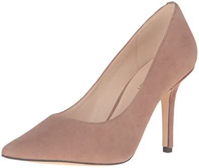 cd8cd37a61acc Amazon.com | Nine West Women's Jackpot Suede Dress Pump | Pumps