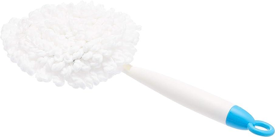 Piumino raccoglipolvere Basics blu e bianco confezione da 5 pezzi