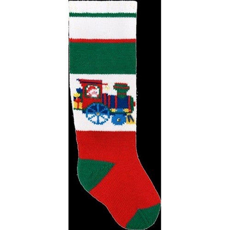 Googleheims Christmas Stocking Kit Santanooga Choo Choo