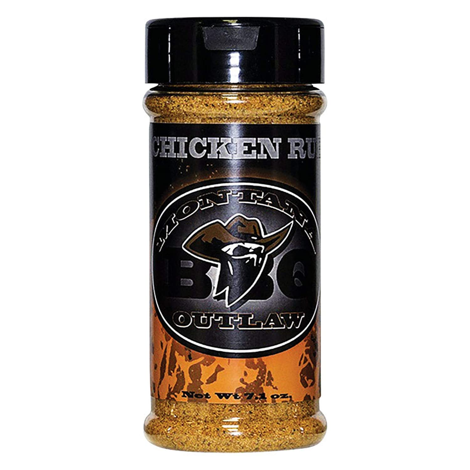 MONTANA OUTLAW RUB (CHICKEN, 7.1 oz)