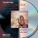 """Casse-noisette / Suites pour orchestre nos 3 & 4 """"Mozartiana"""" (coll. 50 ans Philips)"""