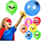 Halloween Punch Balloons - 36 Pcs Halloween Mega Punch Balloon Toys, Punch Balls Best for Party Favors Supplies…