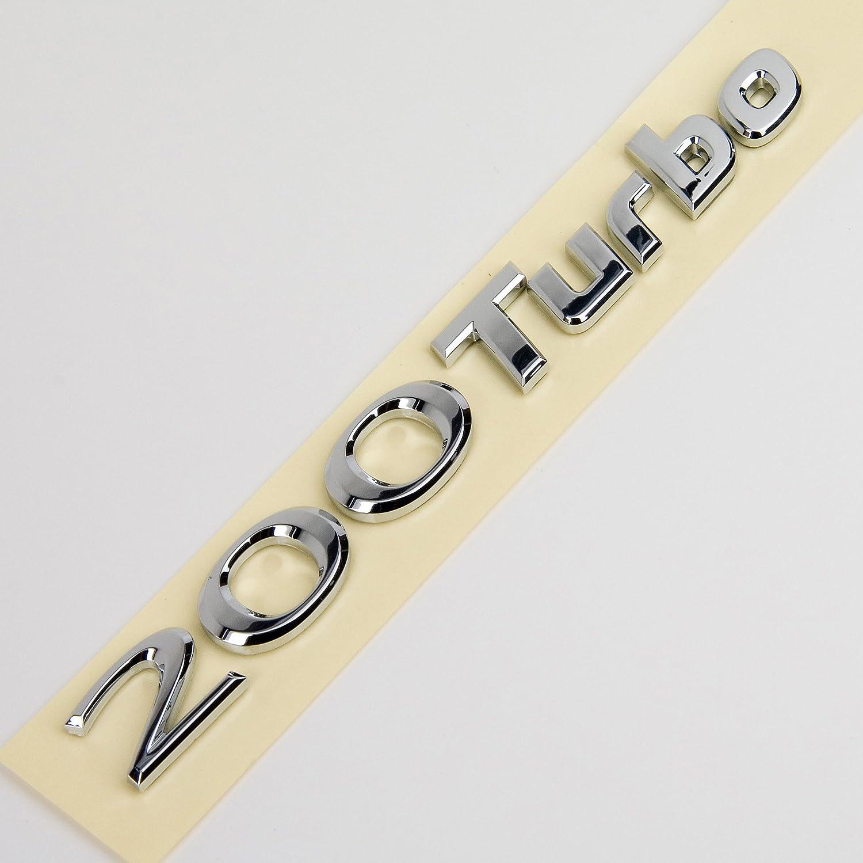 KDM Hyundai Genesis Coupe 200 Turbo Emblem GENUINE OEM PART by Mobis Hyundai-Mobis 86311-2M000