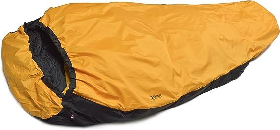 Compacto saco de dormir impermeable Bivy Sack 350/g Camping bolsa para accesorios