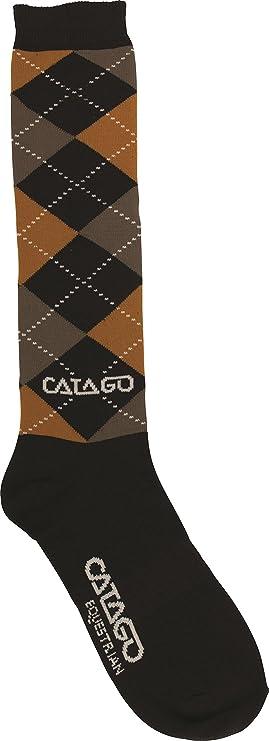 CATAGO – Calcetines de equitación para Hombres, Hombre, Color Azul Marino, tamaño Size 35-39: Amazon.es: Deportes y aire libre