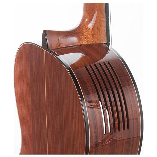 Alhambra LR4 Pepe Toldo - Guitarra clásica con bolsa, pulido ...