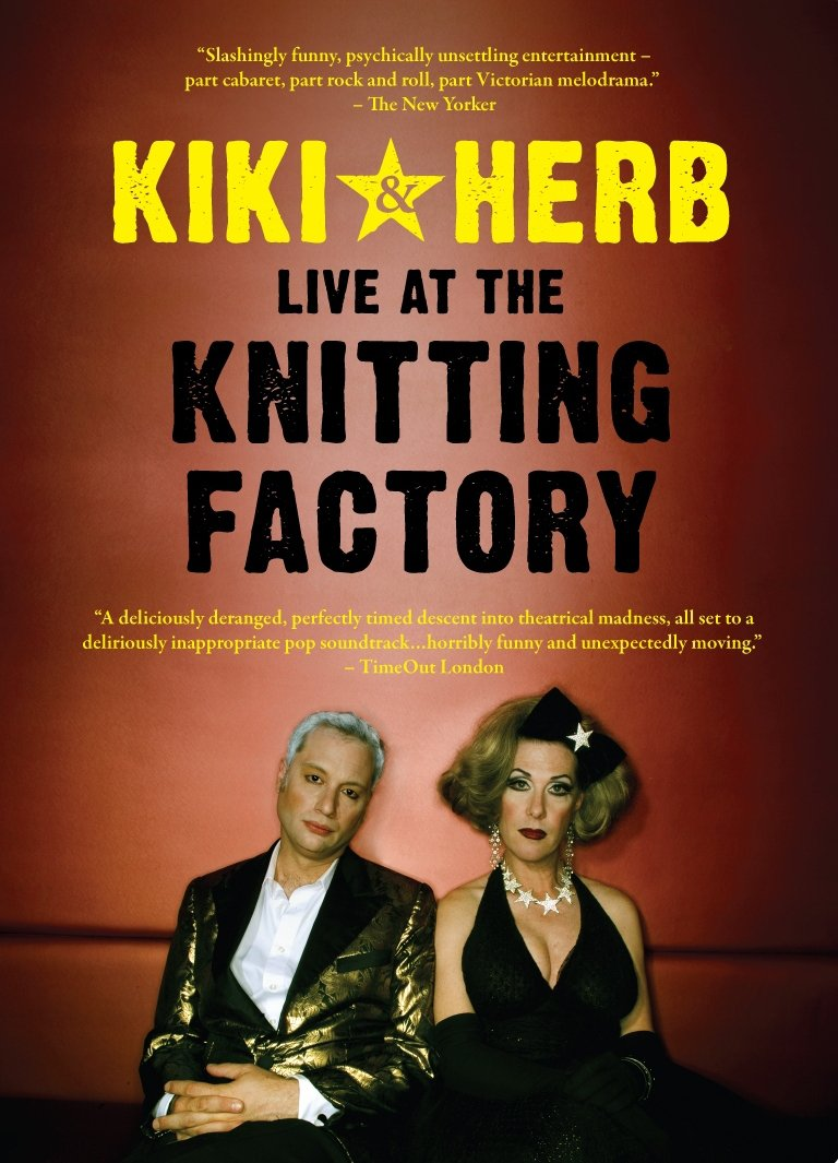 DVD : Kiki And Herb At The Knitting Factory (Widescreen)