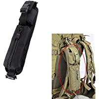 LIVIQILY Two Colors Tactical Molle Accessory Pouch Backpack Shoulder Strap Bag Hunting Tools Pouch