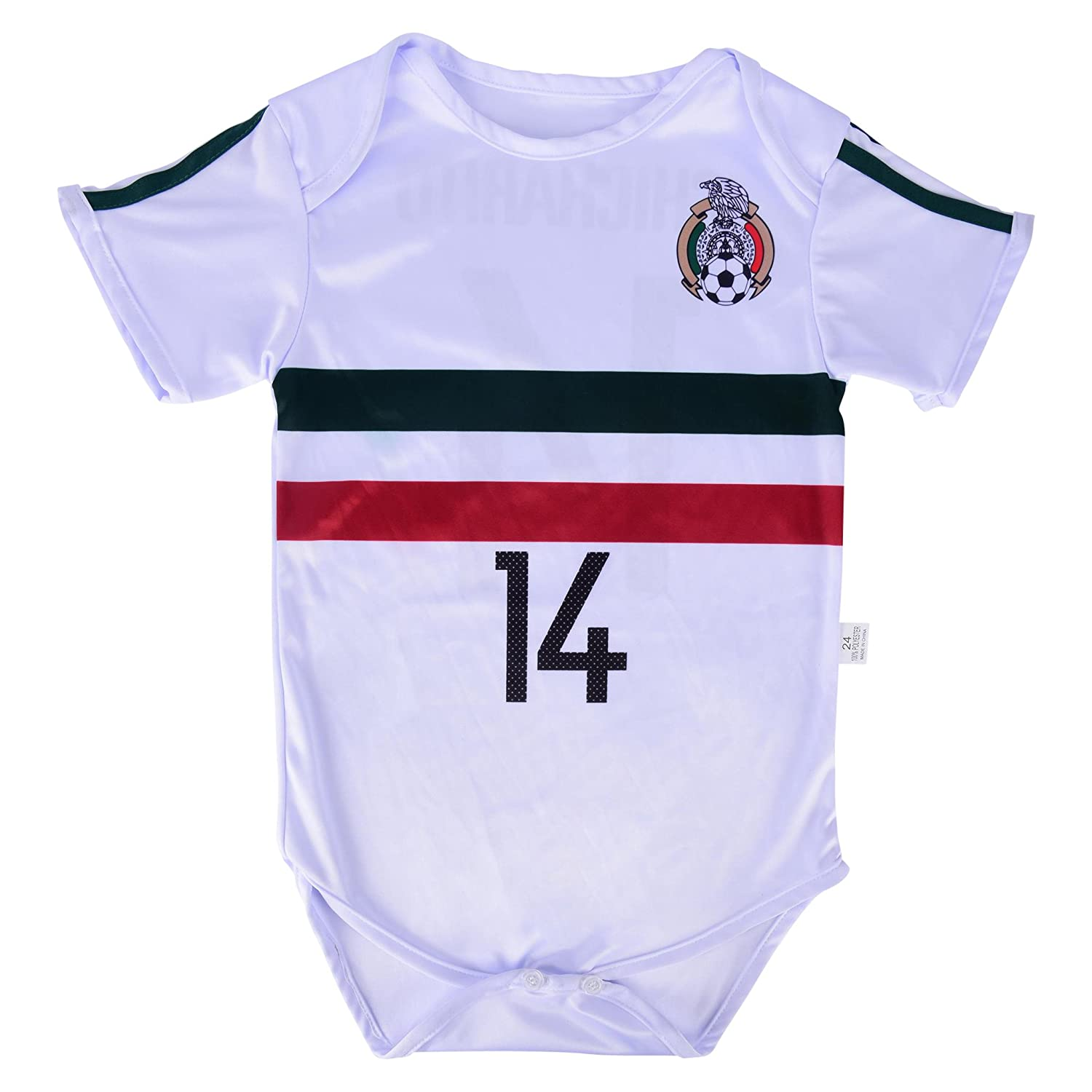 Baby Mexican Soccer Jersey  af5d0a4419f
