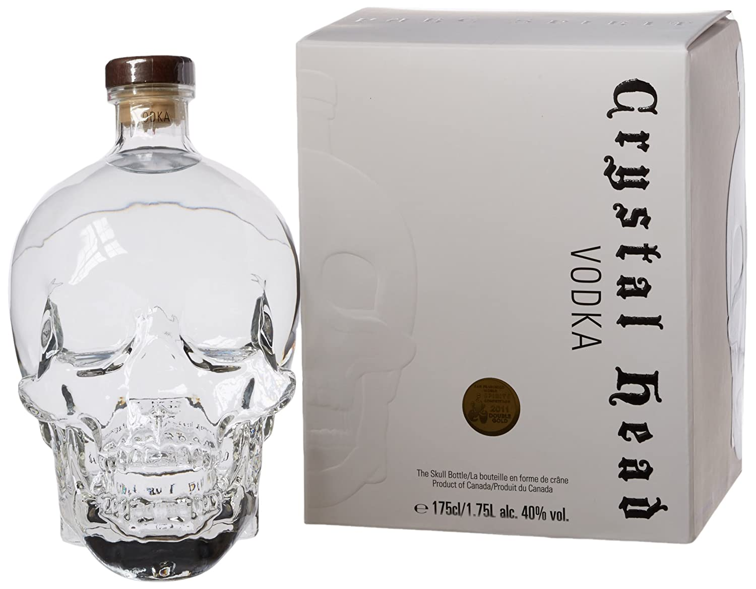 Crystal Head Vodka 175 cl  Amazon.co.uk  Grocery dc566d4592
