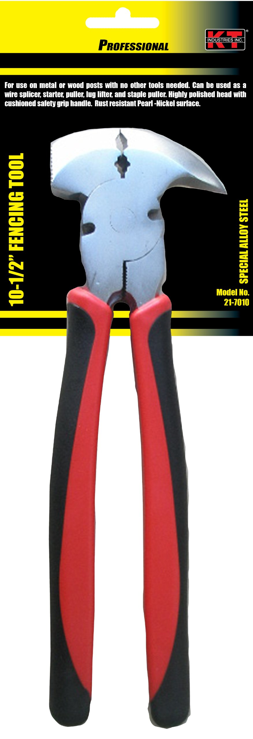 K-T Industries Fencing Tool, 10-1/2-Inch