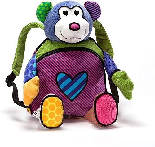 Britto Back Pack Matisse the Monkey