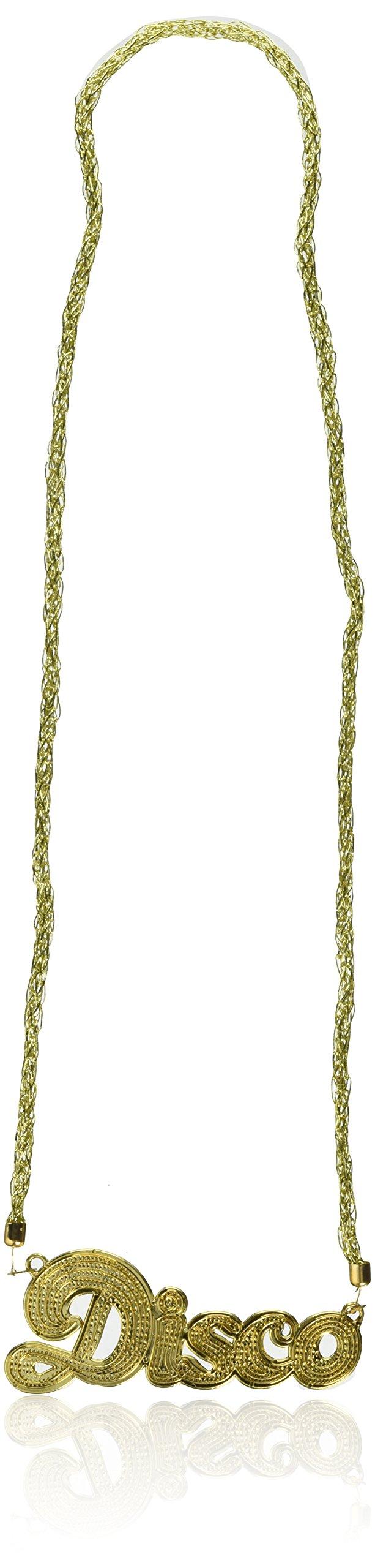 amscan Disco Necklace, 12 Ct.