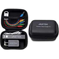 Jastek Universal 6-in-1 Travel Charger Kit with 2200mah Power Bank (Black)