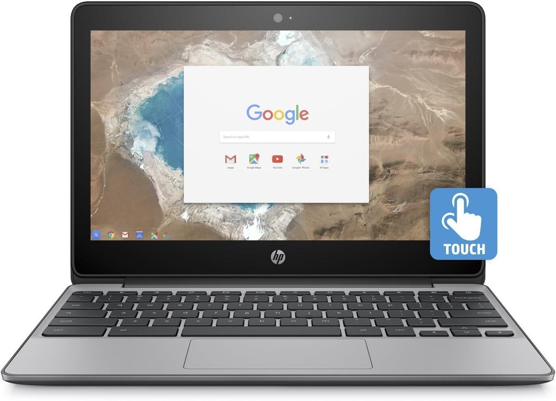 HP 11.6-Inch Chromebook (Dual-Core Celeron N2840 2.16 GHz Processor, 2GB RAM, 16 GB SSD, Chrome OS)