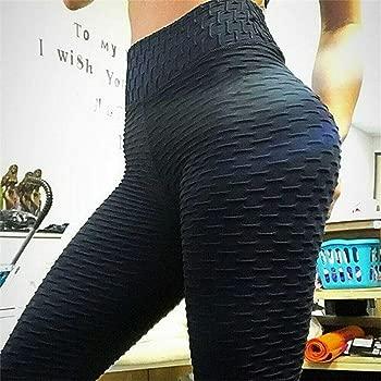 NNDUO Leggings de compresión anticelulíticos, pantalones de yoga Capris de cintura alta para mujer Celulitis opresor Malla quemador de grasa Diseño de ...