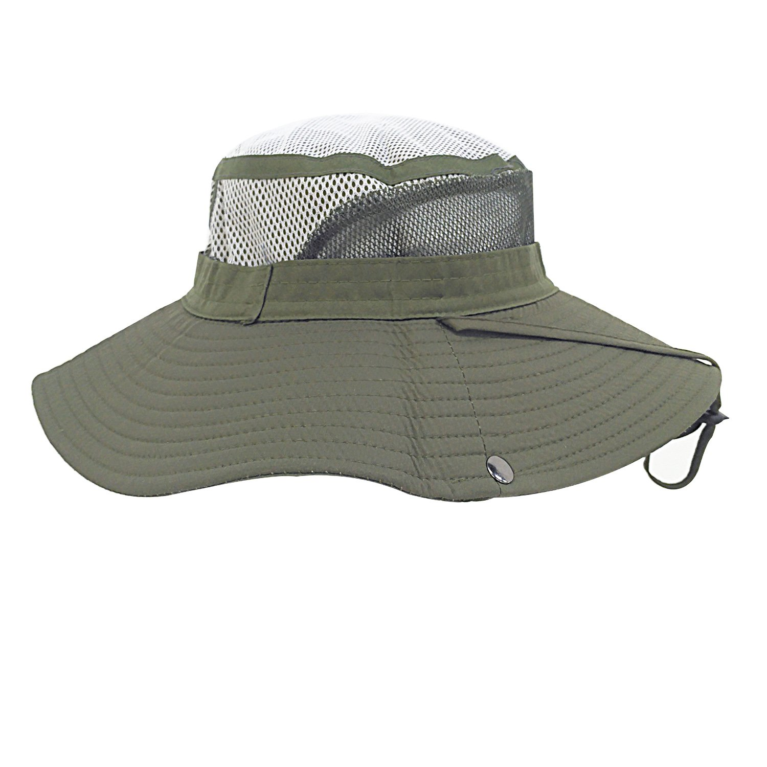 Fishing Hat and Sun Hat for Men//Women Safari Cap with Sun Protection Unisex Bucket Outdoor Boonie Hat