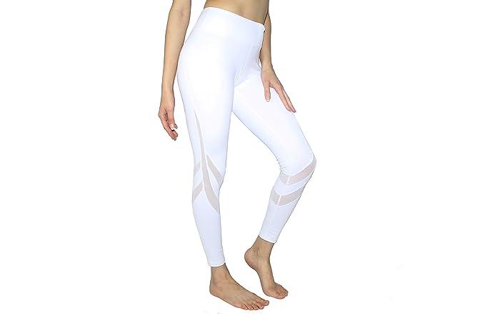 Amazon.com: yobaby Prendas de vestir doble malla Bandas Yoga ...