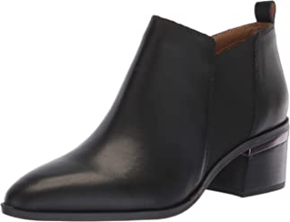 Franco Sarto Womens Arden Ankle Boot