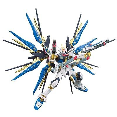 Bandai Hobby #14 RG Strike Freedom Model Kit (1/144 Scale): Toys & Games