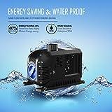 SONGJOY Indoor Outdoor Fountain Pump 1321 GPH