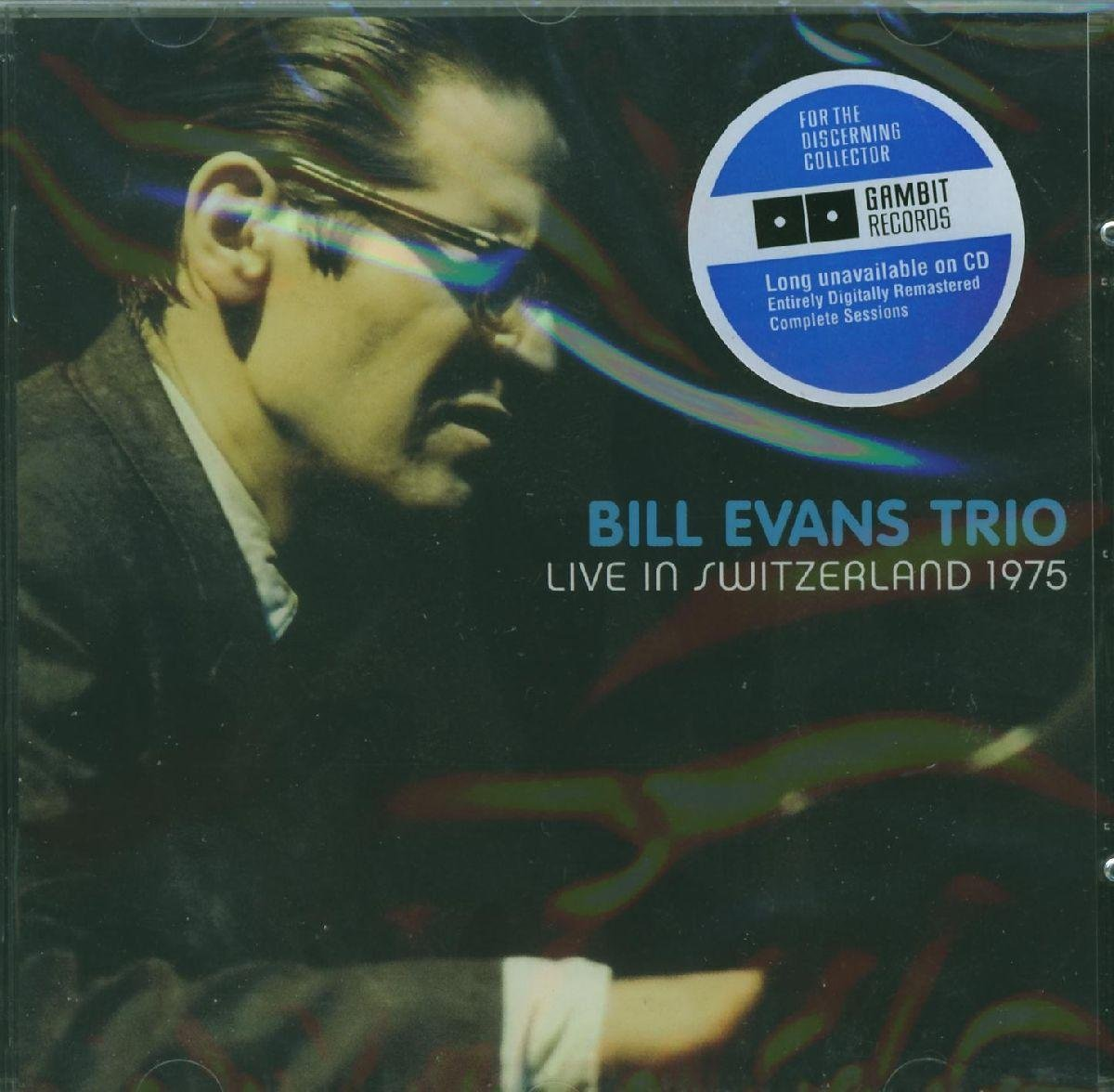 Bill Evans, Trio Live in Switzerland 1975 by Gambit Spain