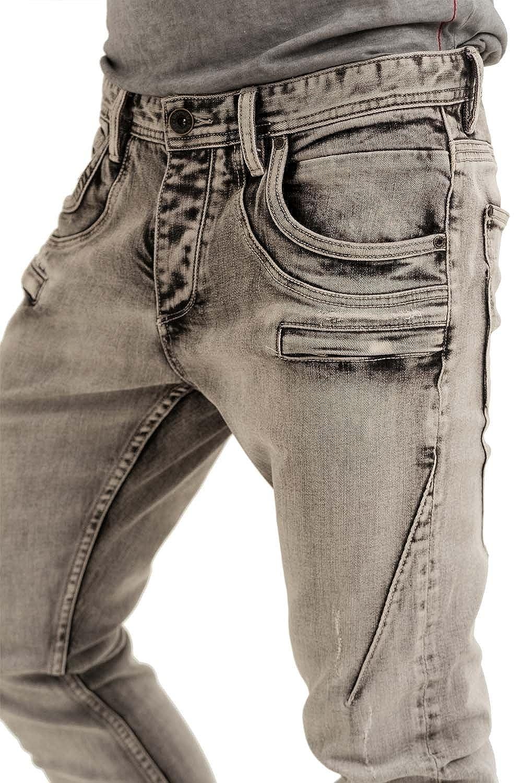 b6b78b22e63 trueprodigy Casual Homme denim jean elastique