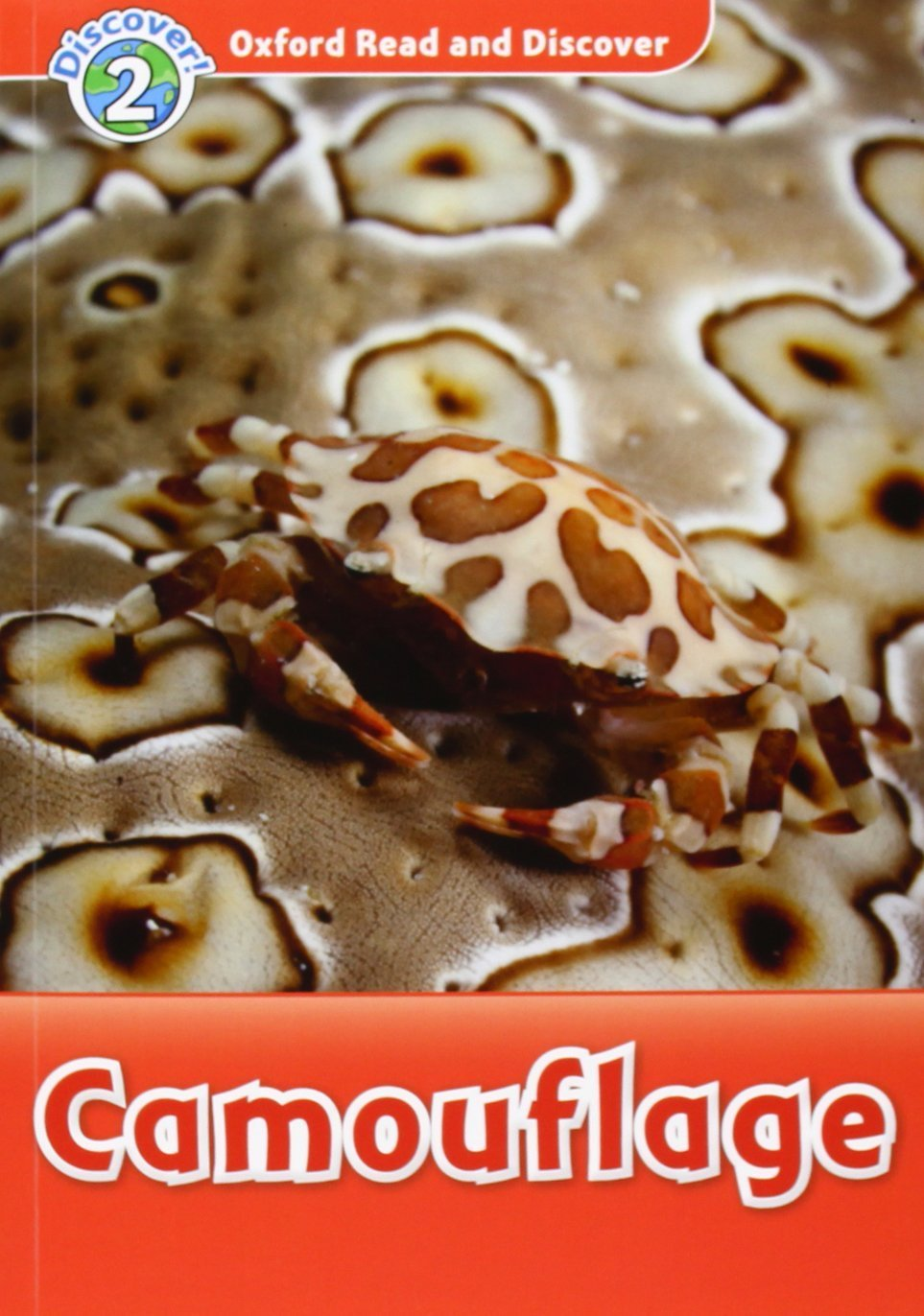Read Online Oxford Read and Discover: Level 2: Camouflage Audio CD Pack ebook