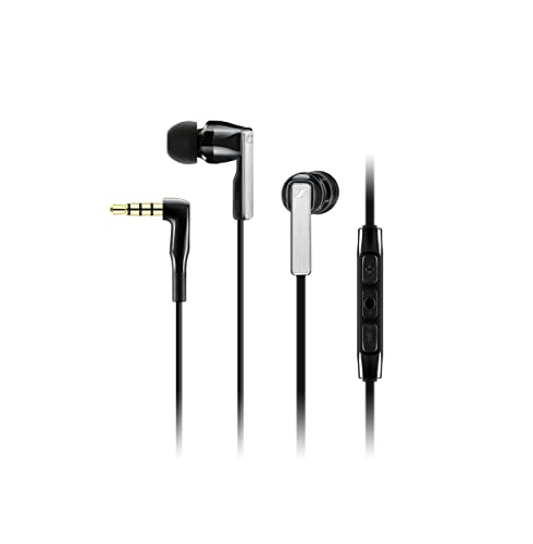 Sennheiser CX 5.00G Black In-Ear Canal Headset