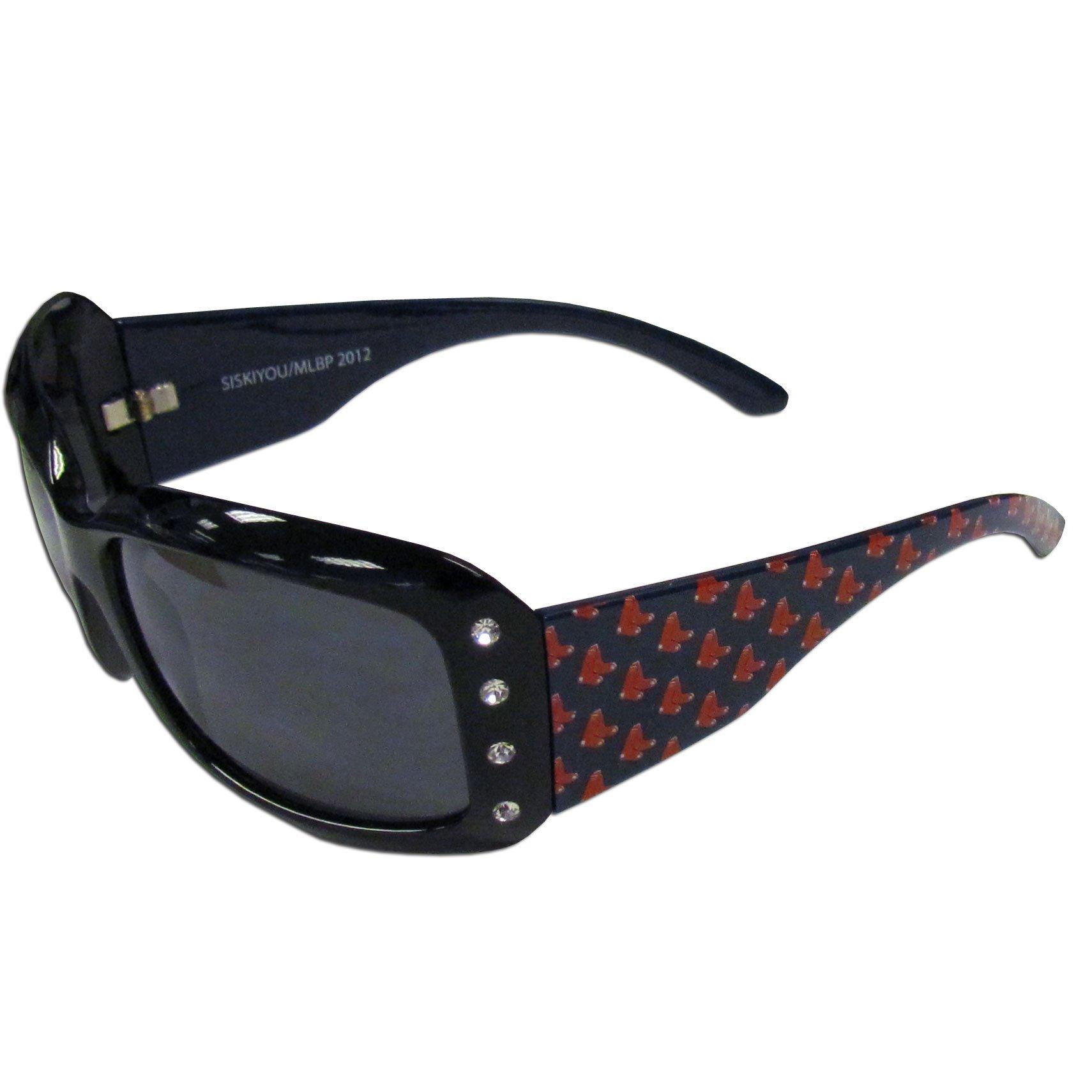 Siskiyou MLB Boston Red Sox Women's Designer Sunglasses