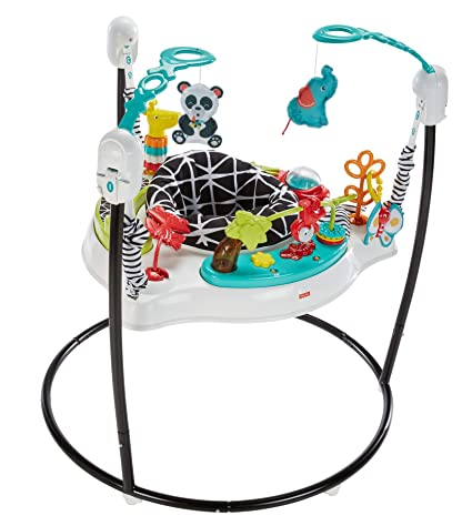 Amazon.com: Fisher-Price Animal Wonders Jumperoo: Baby