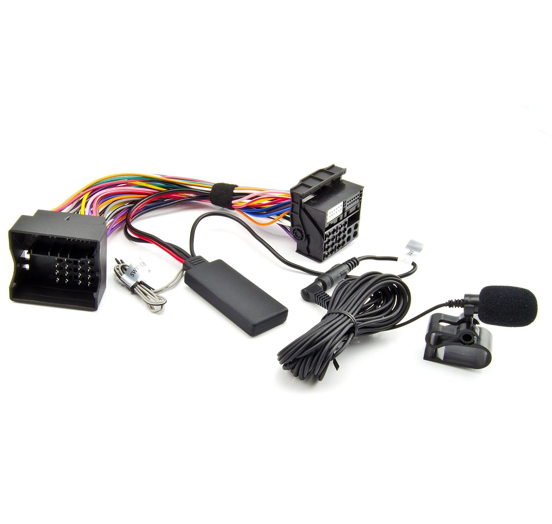 KG Adaptateur Bluetooth AUX pour autoradio Opel Corsa Astra Zafira CD30 MP3 Spotify Kit mains libres de t/él/éphonie Manuel dutilisation Watermark Vertriebs GmbH /& Co fran/çais non garanti