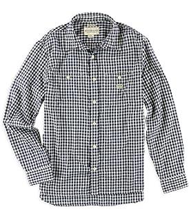 bb166ae50cc Polo Ralph Lauren Men s Denim and Supply Long Sleeve Button Down Collar  Shirt