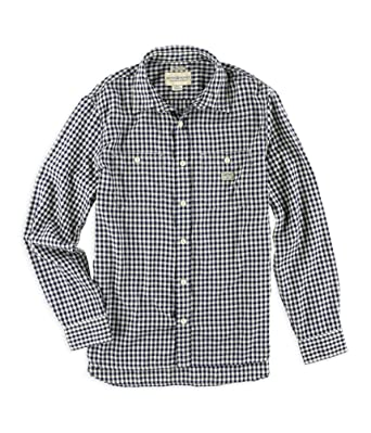 a5f1117ffc64 Polo Ralph Lauren Men s Denim and Supply Long Sleeve Button Down Collar  Shirt (S) at Amazon Men s Clothing store