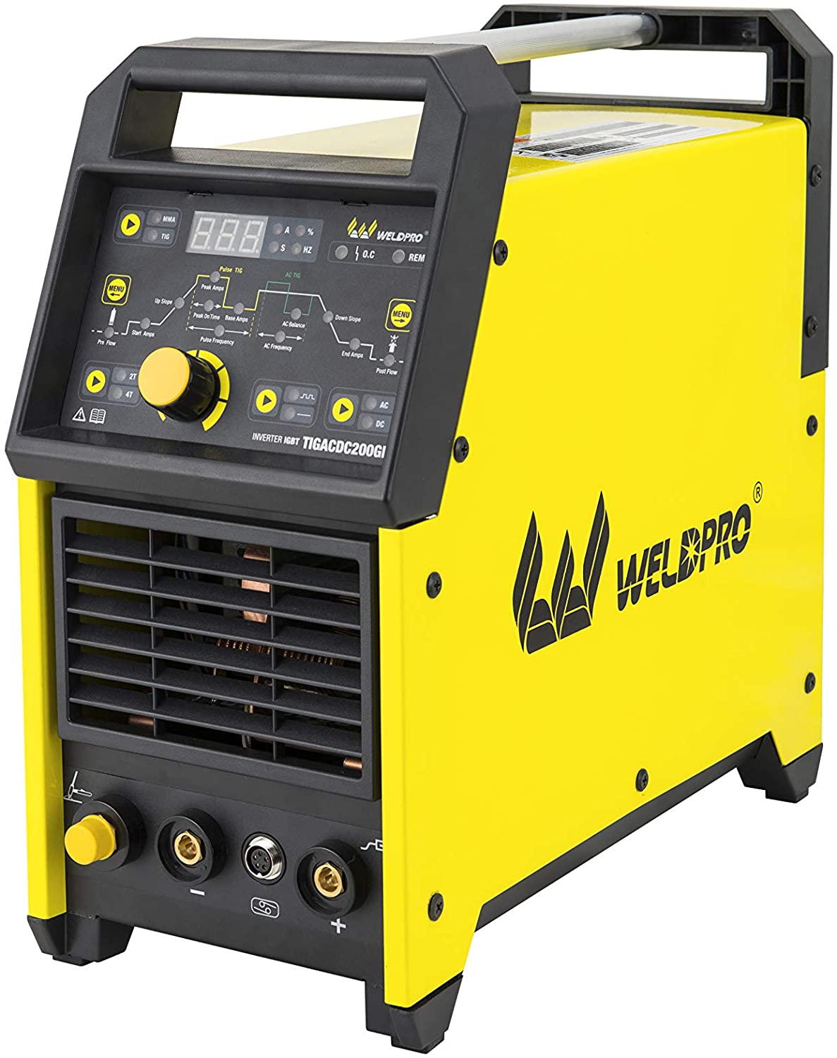 Weldpro Digital TIG 200GD ACDC