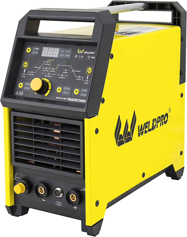 Weldpro Digital TIG 200GD