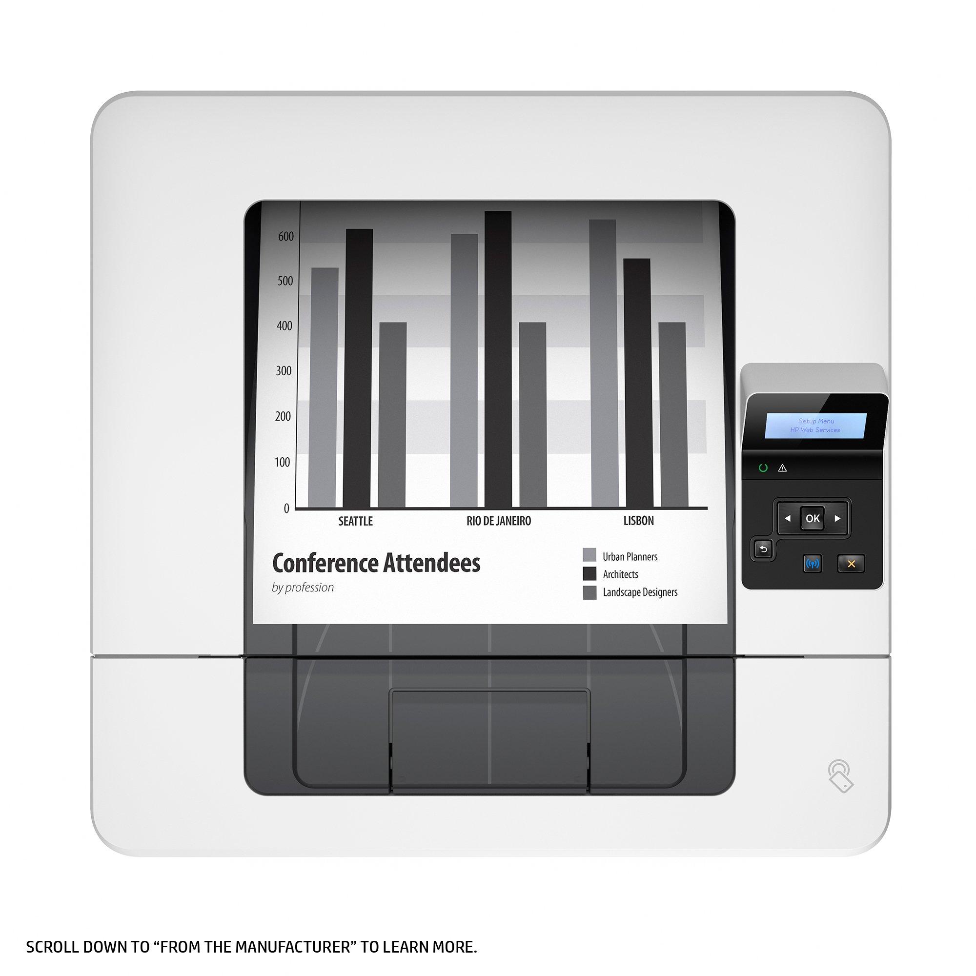 HP LaserJet Pro M402dw Wireless Monochrome Printer (C5F95A#BGJ) by HP (Image #9)